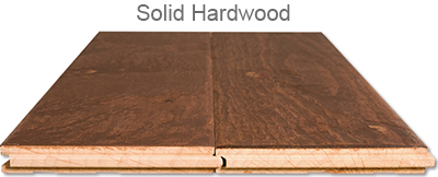 Solid Hardwood